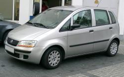 FIAT IDEA white