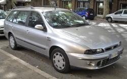 FIAT MAREA 100 white