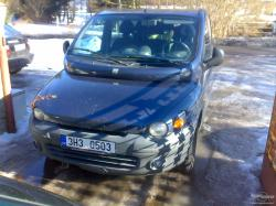 FIAT MULTIPLA 1.9 blue