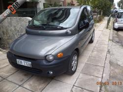 FIAT MULTIPLA 1.9 brown