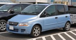 FIAT MULTIPLA white