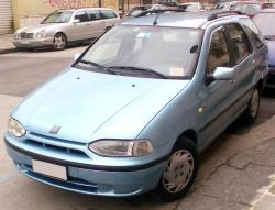 FIAT PALIO blue