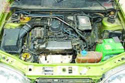 FIAT PALIO engine