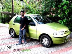 FIAT PALIO green
