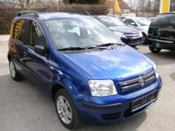 FIAT PANDA 4X4 blue