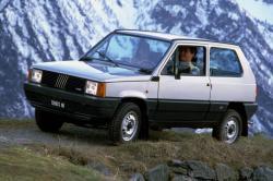 FIAT PANDA 4X4 brown