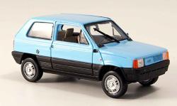 FIAT PANDA blue
