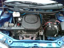 FIAT PUNTO 1.2 engine