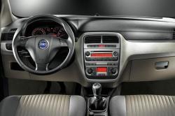 FIAT PUNTO 1.2 interior
