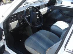 FIAT REGATA 1.6 interior