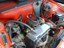 FIAT REGATA engine
