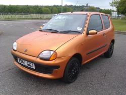 FIAT SEICENTO 0.9 red