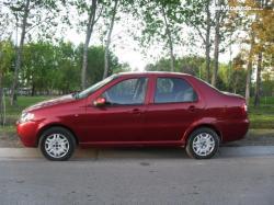 FIAT SIENA 1.4 red