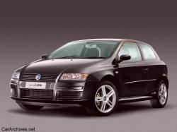 FIAT STILO brown
