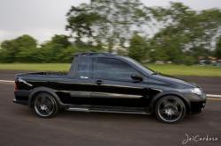 FIAT STRADA ADVENTURE black