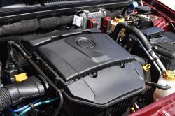 FIAT STRADA ADVENTURE engine