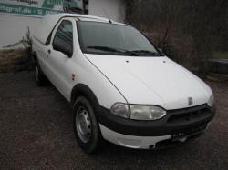 FIAT STRADA ADVENTURE white