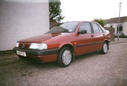 FIAT TEMPRA red