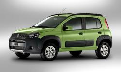 FIAT UNO green
