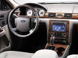 FORD 500 interior