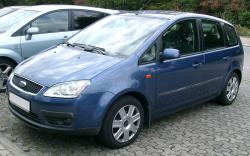 FORD C MAX blue