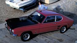 FORD CAPRI 1 black