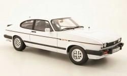 FORD CAPRI 1 white