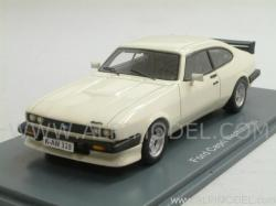FORD CAPRI white