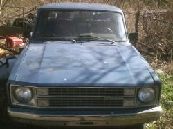 FORD COURIER 1.8 blue