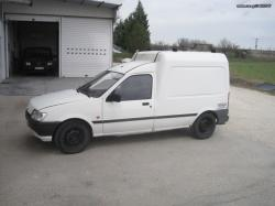 FORD COURIER 1.8 red