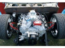 FORD COURIER engine