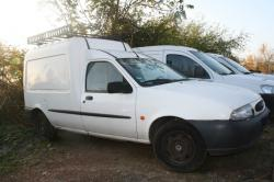 FORD COURIER silver