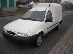 FORD COURIER white