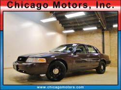 FORD CROWN VICTORIA brown