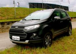 FORD ECO SPORT black