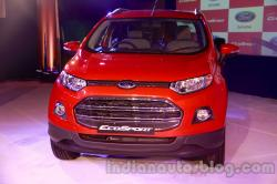 FORD ECO SPORT blue
