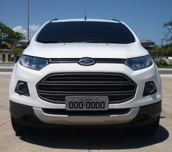FORD ECO SPORT white