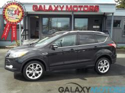 FORD ESCAPE 2.0 black