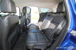FORD ESCAPE 2.0 interior