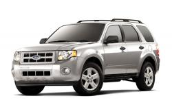 FORD ESCAPE silver
