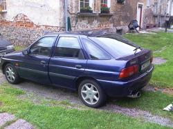 FORD ESCORT 1.6 I 16V engine