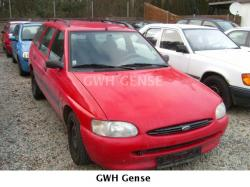 FORD ESCORT red