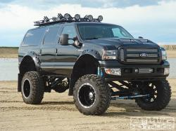 ford excursion 4x4
