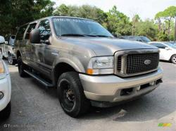 FORD EXCURSION 4X4 white