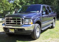 FORD EXCURSION blue