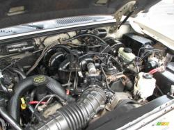 FORD EXPLORER 4.0 engine
