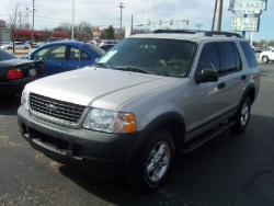 FORD EXPLORER 4.0 silver