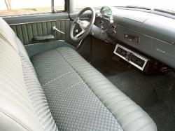 FORD FAIRLANE interior