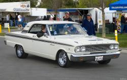 FORD FAIRLANE white