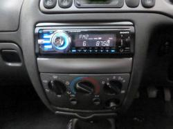 FORD FIESTA 1.1 interior